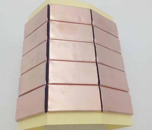 铜铝箔导电泡棉